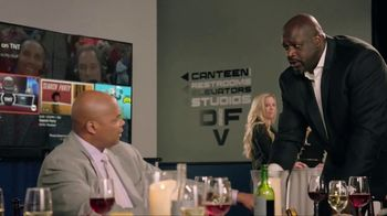 Hulu TV Spot, 'TNT: The Real Announcers of Studio J: Wine Party' - Thumbnail 8