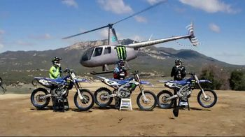 Monster Energy TV Spot, 'Dirty Shark: Blue Bird' Ft. Ryan Villopoto