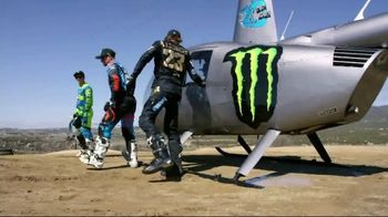 Monster Energy TV Spot, 'Dirty Shark: Blue Bird' Ft. Ryan Villopoto - Thumbnail 7