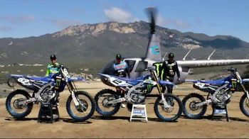 Monster Energy TV Spot, 'Dirty Shark: Blue Bird' Ft. Ryan Villopoto - Thumbnail 8