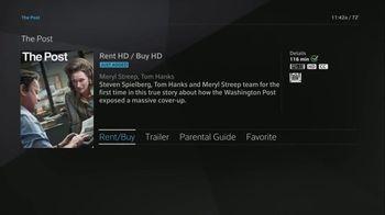 XFINITY On Demand TV Spot, 'The Post' - Thumbnail 6