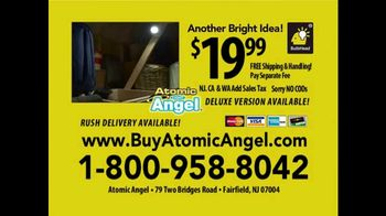 Atomic Angel TV Spot, 'Motion-Activated LED Lights' Featuring Hunter Ellis - Thumbnail 10