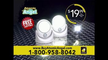 Atomic Angel TV Spot, 'Motion-Activated LED Lights' Featuring Hunter Ellis - Thumbnail 9