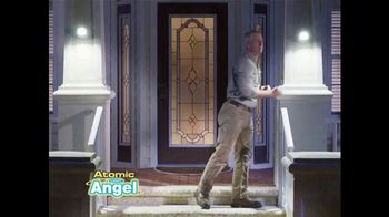 Atomic Angel TV Spot, 'Motion-Activated LED Lights' Featuring Hunter Ellis - 265 commercial airings