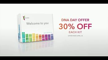 23andMe DNA Day Offer TV Spot, 'Celebrate Your DNA: 30 Percent Off' - Thumbnail 9