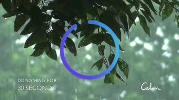 Calm TV Spot, 'Rain Storm'
