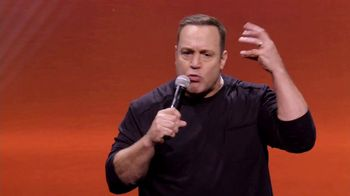 Netflix TV Spot, 'Kevin James: Never Don't Give Up'