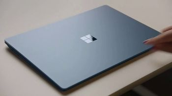 Microsoft Surface TV Spot, 'Courtney Quinn: Creating Inspiring Content' - Thumbnail 1