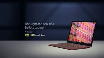 Microsoft Surface TV Spot, 'Courtney Quinn: Creating Inspiring Content' - Thumbnail 10