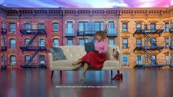 Microsoft Surface TV Spot, 'Courtney Quinn: Creating Inspiring Content' - Thumbnail 7