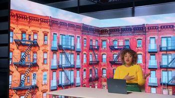 Microsoft Surface TV Spot, 'Courtney Quinn: Creating Inspiring Content' - Thumbnail 9