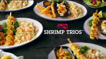 Red Lobster Shrimp Trios TV Spot, 'Your Perfect Shrimp Plate'