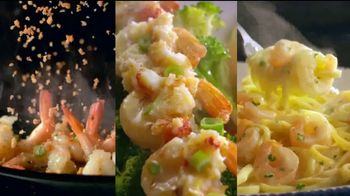 Red Lobster Shrimp Trios TV Spot, 'Your Perfect Shrimp Plate' - Thumbnail 3