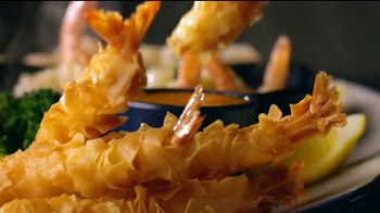 Red Lobster Shrimp Trios TV Spot, 'Your Perfect Shrimp Plate' - Thumbnail 5