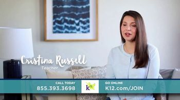 K12 TV Spot, 'Let School Come to You'