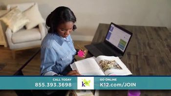 K12 TV Spot, 'Let School Come to You' - Thumbnail 9