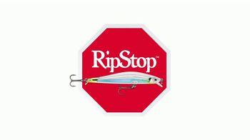 Rapala RipStop TV Spot, 'Hard Stopping' - Thumbnail 8