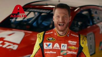 Axalta TV Spot, '2016 Season Finish' Featuring Dale Earnhardt Jr. - Thumbnail 4
