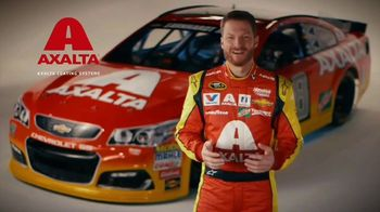 Axalta TV Spot, '2016 Season Finish' Featuring Dale Earnhardt Jr.