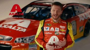 Axalta TV Spot, '2016 Season Finish' Featuring Dale Earnhardt Jr. - Thumbnail 6