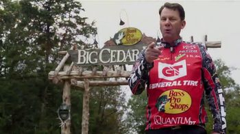 Major League Fishing Ultimate Dream Sweepstakes TV Spot, 'Ozark Retreat' - Thumbnail 7