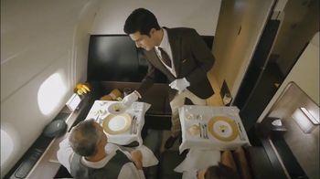 Etihad Airways TV Spot, 'Fine Dining and Luxury' - Thumbnail 6