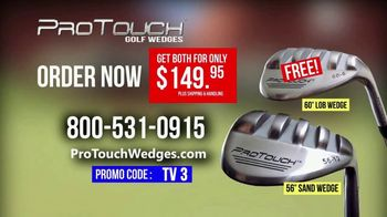 ProTouch Golf Wedges 56° Sand Wedge TV Spot, 'Attention Golfers' - Thumbnail 7