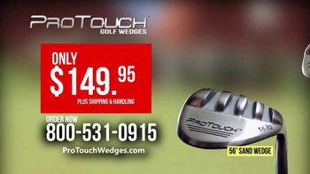 ProTouch Golf Wedges 56° Sand Wedge TV Spot, 'Attention Golfers' - Thumbnail 6