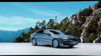 2018 Acura RDX TV Spot, 'By Design: Mountain'
