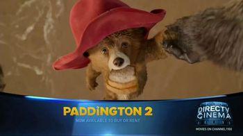 DIRECTV Cinema TV Spot, 'Paddington 2'