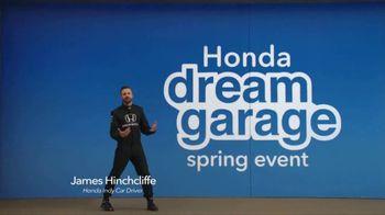 Honda Dream Garage Spring Event TV Spot, 'Dreams Do Come True: 2018 HR-V' [T2] - Thumbnail 2