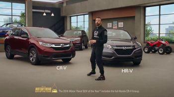 Honda Dream Garage Spring Event TV Spot, 'Dreams Do Come True: 2018 HR-V' [T2] - Thumbnail 5