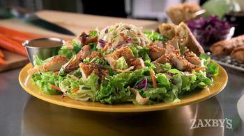 Zaxby's Zensation Salad TV Spot, 'Boring Lettuce' - 115 commercial airings