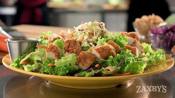 Zaxby's Zensation Salad TV Spot, 'Boring Lettuce' - Thumbnail 1