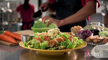 Zaxby's Zensation Salad TV Spot, 'Boring Lettuce' - Thumbnail 2