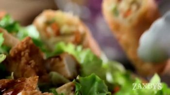 Zaxby's Zensation Salad TV Spot, 'Boring Lettuce' - Thumbnail 3