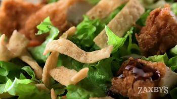 Zaxby's Zensation Salad TV Spot, 'Boring Lettuce' - Thumbnail 5