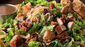 Zaxby's Zensation Salad TV Spot, 'Boring Lettuce' - Thumbnail 7