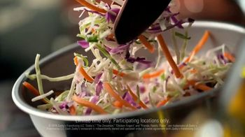 Zaxby's Zensation Salad TV Spot, 'Boring Lettuce' - Thumbnail 9