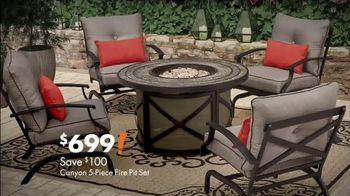 Big Lots TV Spot, 'Seating Set and Fire Pit' - Thumbnail 7