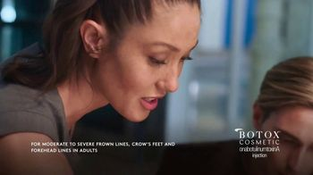 BOTOX Cosmetic TV Spot, 'Reduce Those Lines'