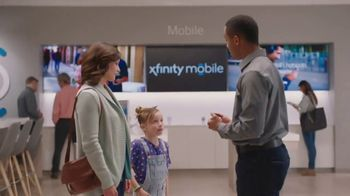 Comcast/XFINITY TV Spot, 'Just Getting Started: XFINITY Mobile' - Thumbnail 5