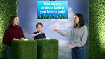 NRPA TV Spot, 'Disney Channel: The Green Machine Challenge'