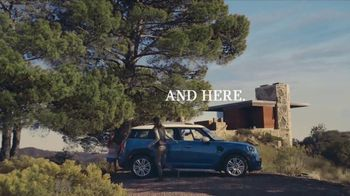 MINI Countryman TV Spot, 'More Space: In the Mountains' [T2] - Thumbnail 5