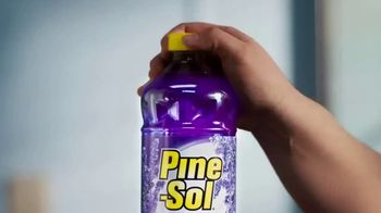 Pine Sol TV Spot, 'Bathroom' Song by Martin Solveig & GTA - Thumbnail 1