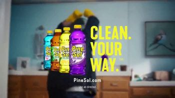 Pine Sol TV Spot, 'Bathroom' Song by Martin Solveig & GTA - Thumbnail 7