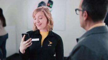 Sprint TV Spot, 'Sprintern: iPhone X Face ID'