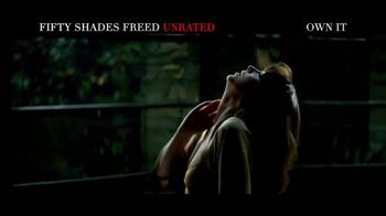 Fifty Shades Freed Home Entertainment TV Spot - Thumbnail 8