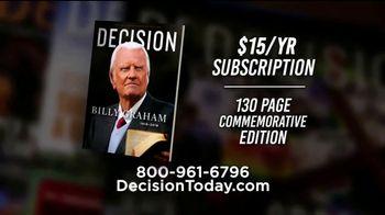 Decision Magazine TV Spot, 'Evangelical Voice' - Thumbnail 10