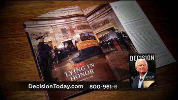 Decision Magazine TV Spot, 'Evangelical Voice'